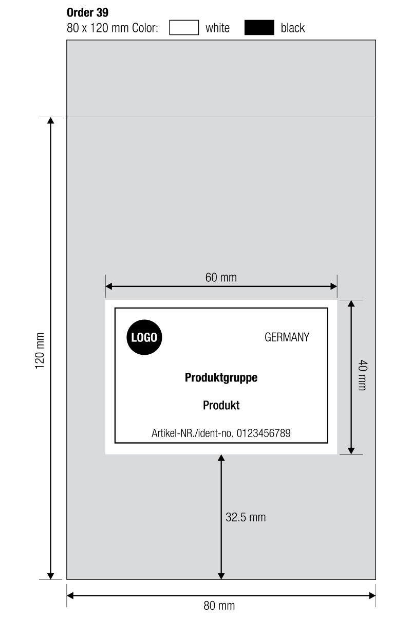 Beispiel-Datenblatt